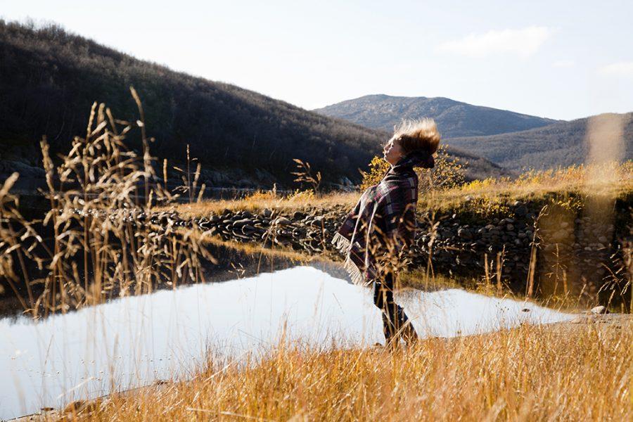 Henkilökuvaus - Levasjok`,Teno, Norja