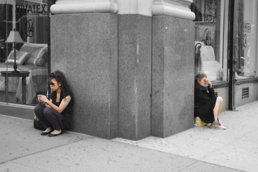 Reportaasi - New York