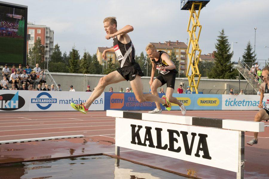 Urheilukuvaus - Kaleva